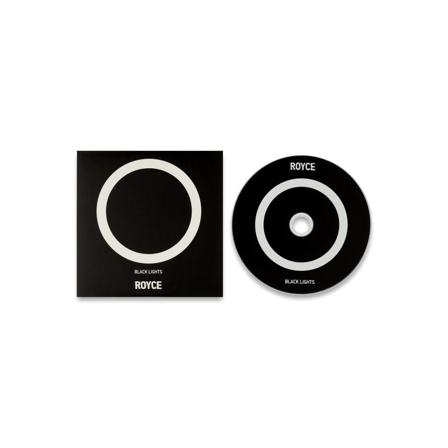 ROYCE - Black Lights CD